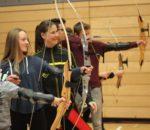 Auch in diesem Jahr gibt es wieder ein Mitmach-Programm für alle, ob Sportler oder Zuschauer. Bogenschießen und das Schießen mit der Laserpistole standen bei den Veranstaltungen der letzten Jahre hoch im Kurs. Foto: Goike