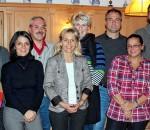 Der neue gemeinsame Elternbeirat (von links nach rechts): Bettina Toptchiyski (GS Happing), Schulrätin Helga Wichmann, Nicolina Alnilio-Osterriedes (GS Aising), Martin Löwe (MS Luitpold), Kathrin Meyer (GS Aising), Alexandra Linordner (GS Pang), Andreas Liesenkötter (MS Aising), Bettina Pan (MS Westerndorf), Mark Vingerhoets (GS Prinzregenten), Robert Weiß (GS Erlenau).