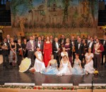 Eine Freude für Augen und Ohren ist die große Gala mit den Melodien des weltberühmten Komponisten Johann Strauß.