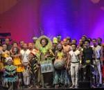 """.Erleben Sie """"ein zauberhaftes Fest für alle Sinne"""" am Freitag, 27. Dezember, um 20 Uhr mit Mother Afrika im Rosenheimer KU'KO."""
