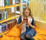 Auch bei den jungen Lesern ist die Onleihe beliebt.