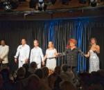 """Viel Applaus gab es für die Künstler der Jubiläumsshow ,,Magic Variety""""."""