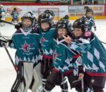 Spaß und Erfolg beim Nachwuchseishockey der Starbulls.