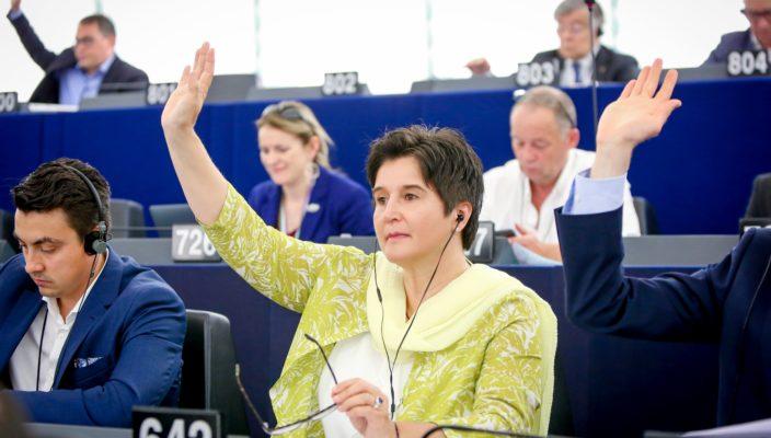 Die Rosenheimerin Maria Noichl ist seit 2014 Mitglied des