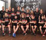 """Die 16-köpfige Mannschaft der """"Oliver Blas Youngsters"""" präsentierte sich am Irschenberg. Foto: Ziegler"""