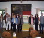 Bei der Auftakt-Pressekonferenz zum diesjährigen Maxlrainer Kultursommer. Foto: Ellermayer