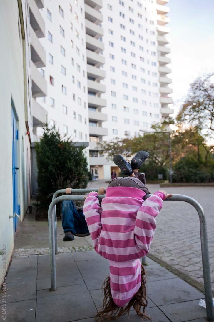 Kinder haben Armut nicht gewählt