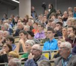 So viele Besucher wie noch nie verfolgten den Kongress in Rosenheim.