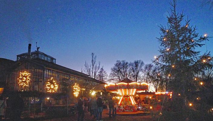 Der Weihnachtsmarkt in Bernau entfaltet einen ganz besonderen Zauber.