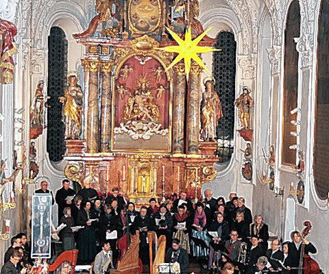 """""""Advent in Heilig Blut"""" findet heuer bereits 27. Mal statt."""