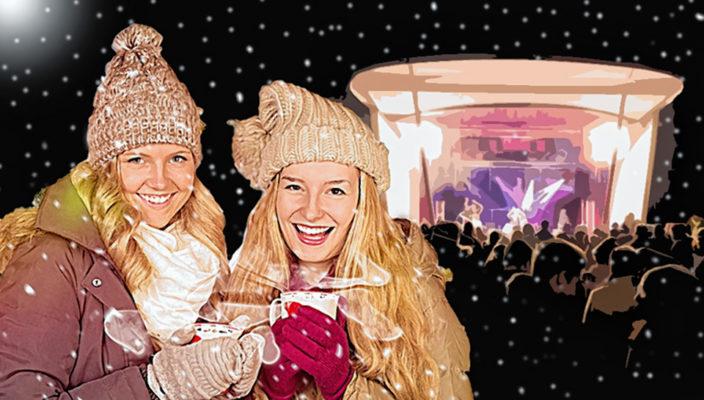 """Weihnachtsstimmung einmal anders: Der """"Adventszauber"""" in Oberaudorf lädt ein!"""