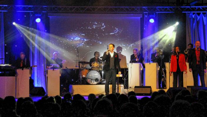 Am 27. Dezember leben die unvergesslichen Songs von Udo Jürgens in Bad Aibling wieder auf. Foto: Konzertdirektion Bentz