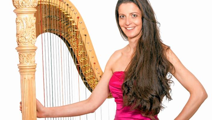 Silke Aichhorn bietet ein abwechslungsreiches Programm vom Barock bis zum Jazz. Foto: re