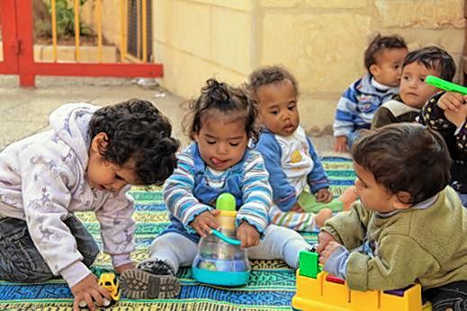 Eine Zukunft für palästinensische Waisenkinder.