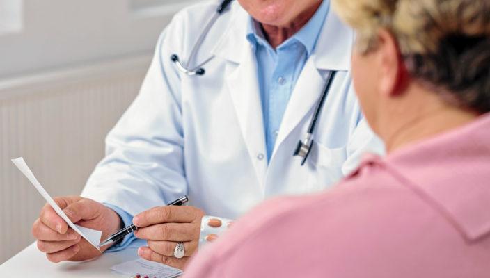 Die richtige Diagnose kann eine große Hilfe sein.