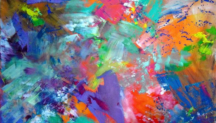 """""""Floating Piers"""" von Brigitte Sporer."""