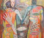 """""""Das Paar"""" von Eva Dahn."""