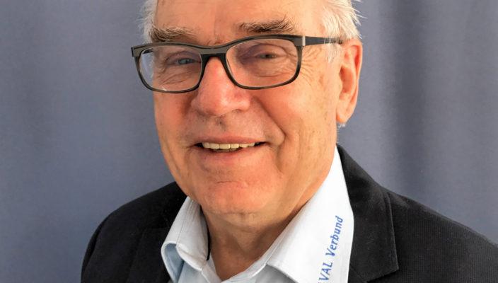 Berthold Schadek, Experte für Notfallplanung.
