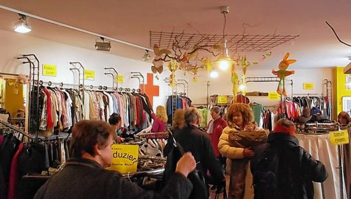 Großer Andrang herrschte beim letzten Tag der Läden im Jahr 2015.