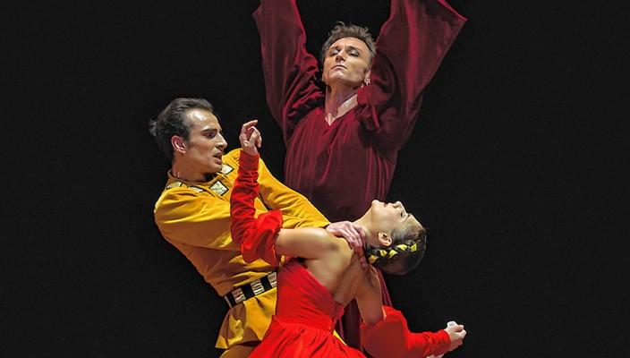 """""""Vom 19. Jahrhundert bis heute"""" heißt die Gala-Vorstellung des Bayerischen Staatsballetts. Foto: Day Kol"""