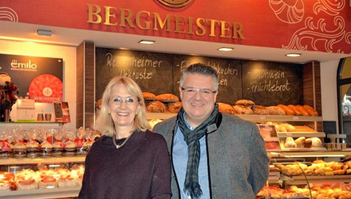 Mit Recht stolz können Marianne und Willi Bergmeister auf die Auszeichnung ihres Unternehmens sein.