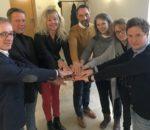 Schaffen mehr Möglichkeiten (von links): Thomas Gebert, Wolfgang Janhsen, Angela Eder, Stephan Kausler, Ursula Endler-Höhne, Christina Schierloh und Michael Schmidt.