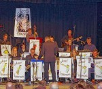 "Die Rosenheimer Big-Band ""Juzzt Friends"" veranstaltet am Sonntag, 10. Mai, das erste Rosenheimer Bigband-Treffen."