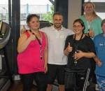 """Das Kursangebot """"Big Friends"""" für übergewichtige Kinder bzw. Jugendliche vom Lufti-Team Rosenheim e. V. kooperiert im Rahmen des Bewegungstrainings mit einem Kolbermoorer Fitnessclub."""