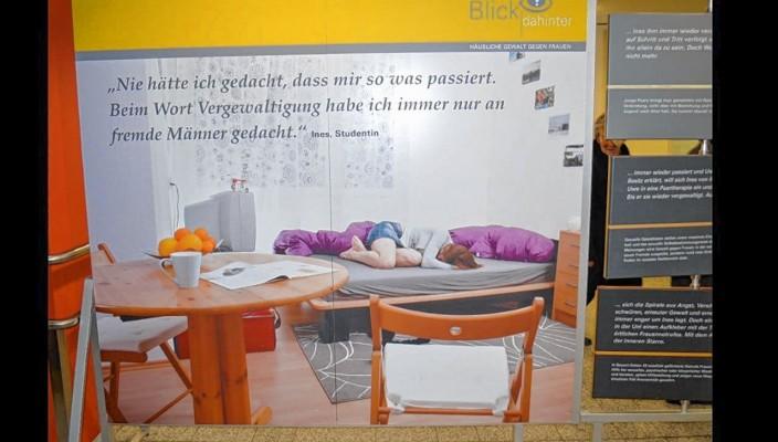 Blick in die Ausstellung. Foto: Claudia Sieberath