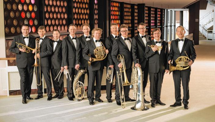 German Brass hat eine eindrucksvolle Erfolgsgeschichte geschrieben. Davon können sich jetzt auch die Besucher in Rosenheim überzeugen.