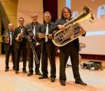 Ein unterhaltsames Programm nicht nur für Blech-Fans und Klassikliebhaber versprechen Bozen Brass.