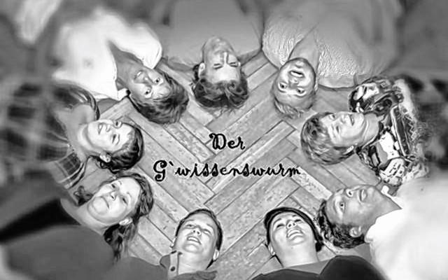 Das Ensemble der Kleinen Bühne Pfraundorf.