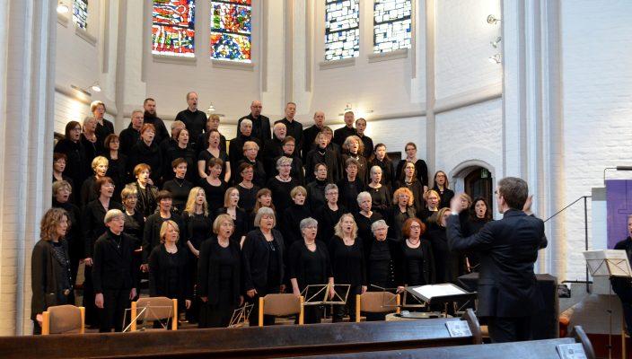 Am 8. Juli gibt es Werke für Chor und Orgel aus dem 19. bis 21. Jahrhundert zu hören.