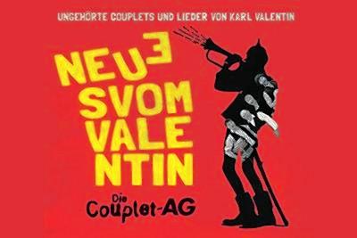 """Die """"Couplet-AG"""" ist mit ihrem Spezial-Programm zu sehen. Foto: re"""