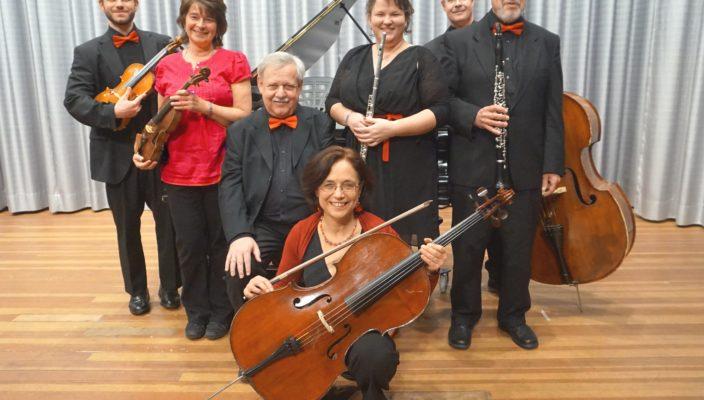 """Unterhaltungsmusik der ersten Hälfte des 20. Jahrhunderts steht auf dem Programm mit """"Dolce Vita""""."""