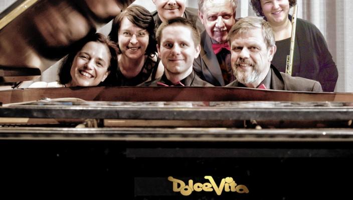 """Einen unvergesslichen Abend mit Liedern, die jeder kennt und liebt, verspricht das Ensemble ,,Dolce Vita""""."""