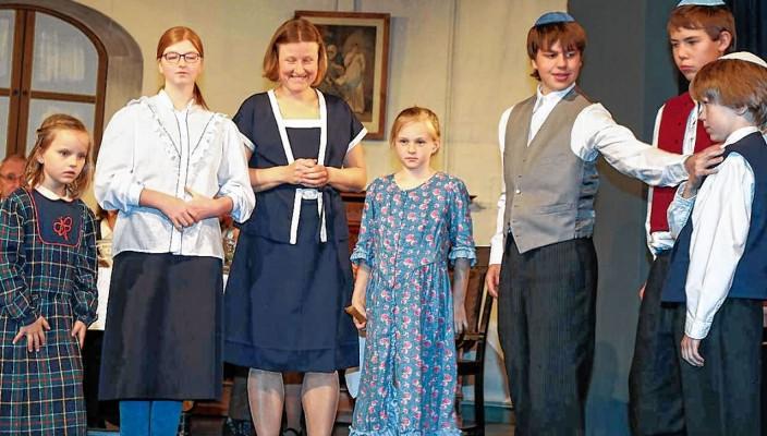 Edith Stein stammt aus einer jüdischen Familie und ist später zum Christentum konvertiert. Foto: hö