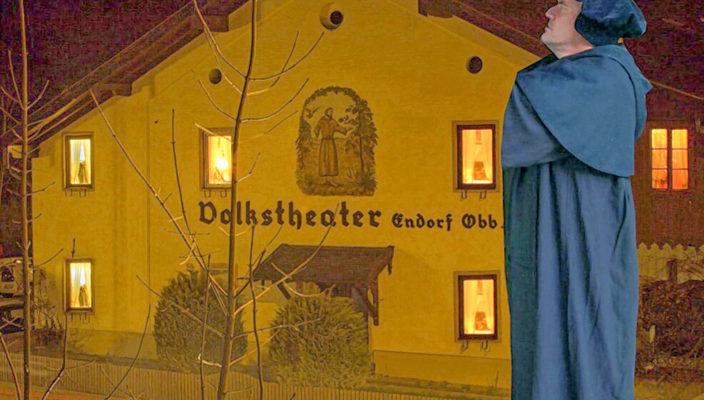 Martin Luther und sein Wirken hatten großen Einfluss auf die Geschichte. Das Volkstheater widmet sich in dem neuen Stück dem Leben des Reformators.