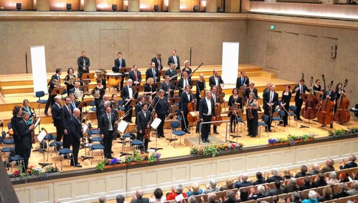 """Die """"Isar Philharmonie München"""" ist zu Gast in Bad Endorf."""