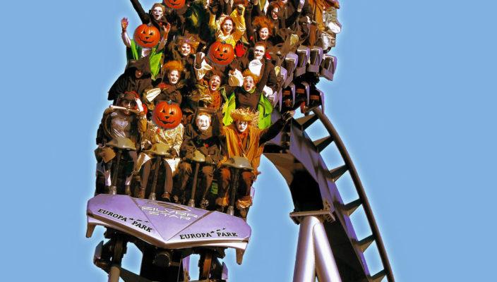 Gruslig-schönes Halloween im Europa-Park.