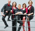 Christian Rappel, Christine Budde, Martin Hottner, Christine Pröbstl und Britta Hartmann (von links).