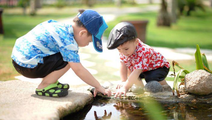 Als Familienpate unterstützt man Familien beispielsweise bei der Freizeitgestaltung der Kinder. Foto: Pixabay
