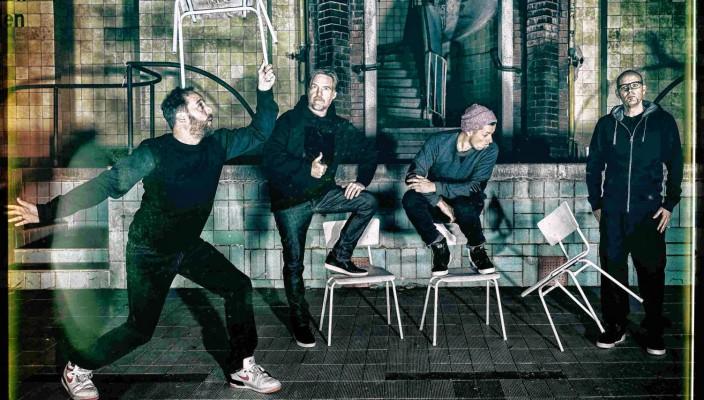 """Die """"Fantastischen Vier"""" stehen seit 25 Jahren gemeinsam auf der Bühne – am 16. Juli sind sie in Rosenheim."""