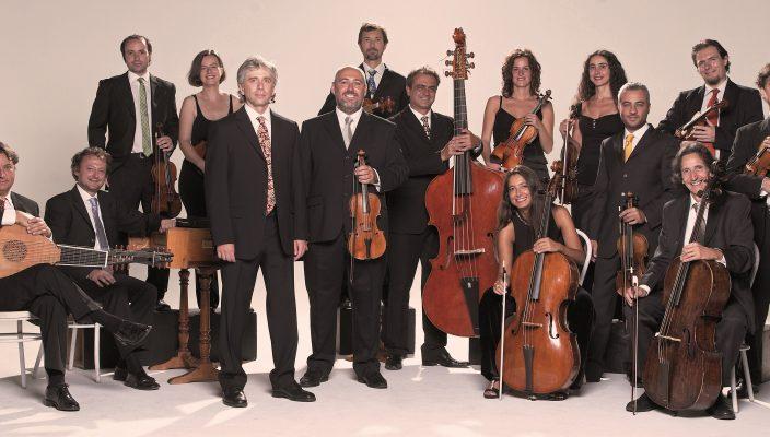 "Das Weltklasse-Ensemble ""Il Giardino Armonico"" eröffnet das diesjährige Festival."