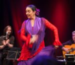 Encuentro Flamenco heißt es am 3. Februar in Bad Aibling!