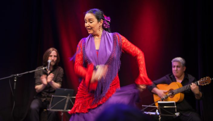 Encuentro Flamenco heißt es am 3. Februar in Bad Aibling!