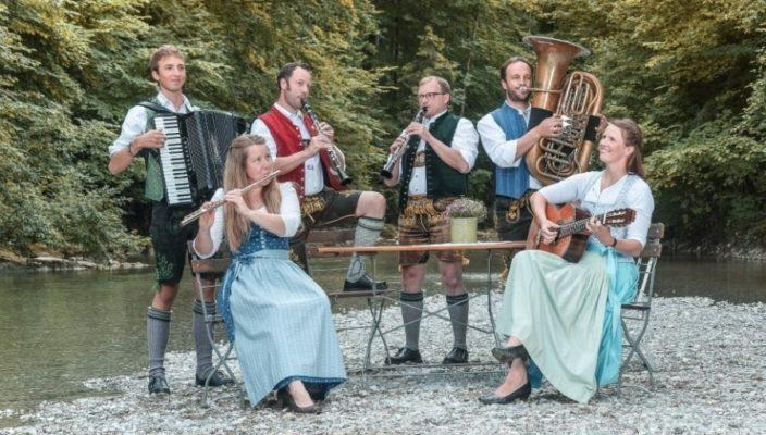 Die Besucher dürfen sich auf wunderschöne, echte Volksmusik freuen.