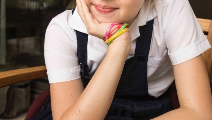 Über das Sunshine Casting kam Sarah zur Serien-Rolle. Foto: Doris Tillmetz