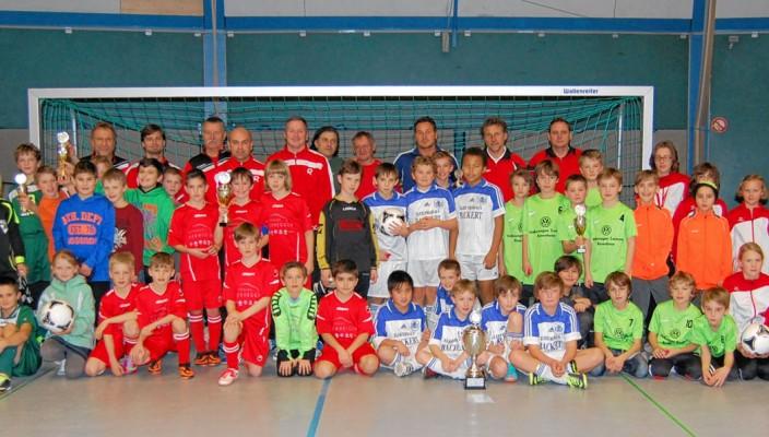 Alle Teilnehmer waren sich einig: Das Turnier war ein voller Erfolg.