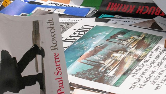 Es darf gestöbert werden beim Plakatflohmarkt am 13. Juni vor der Galerie Rosenheim!